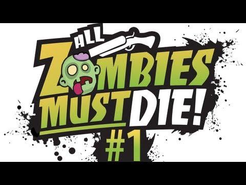 All Zombies Must Die 1 - HELP YOU? HELP ME! |