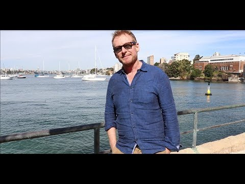 Richard Roxburgh: This Book Changed My Life