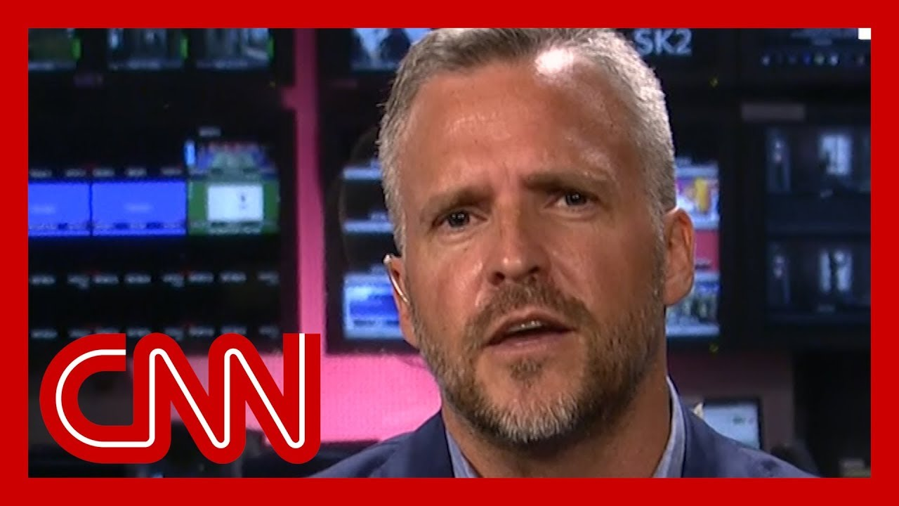 CNN:Former US ambassador to Denmark: 'This is not the way you treat an ally'
