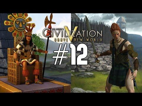 Civilization 5: Emperor Co-op [Celt / Inca] - 12