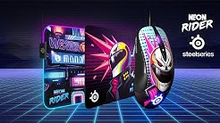 Neon Rider x SteelSeries - coming soon