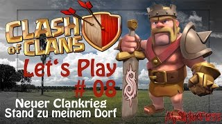 "[Clash of Clans] - Clankrieg ""Zehaage vs Clash Team"" [LP8]"