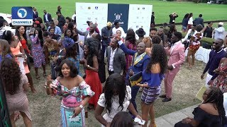 Guests Gather To Witness Lux Afrique's First Polo Tournament In The UK |Metrofile| thumbnail