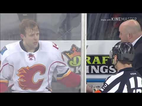 NHL: Funny Ejections