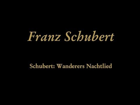 Franz Schubert - Der Zwerg, D. 771
