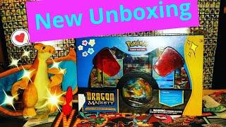Unboxing Dragon Majesty Super Premium Collection Pokémon