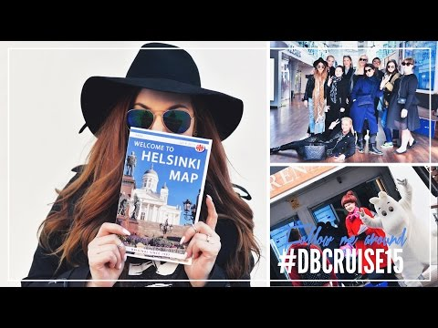 FOLLOW ME AROUND: #DBCruise15 - Stockholm to Helsinki with Daisy Beauty