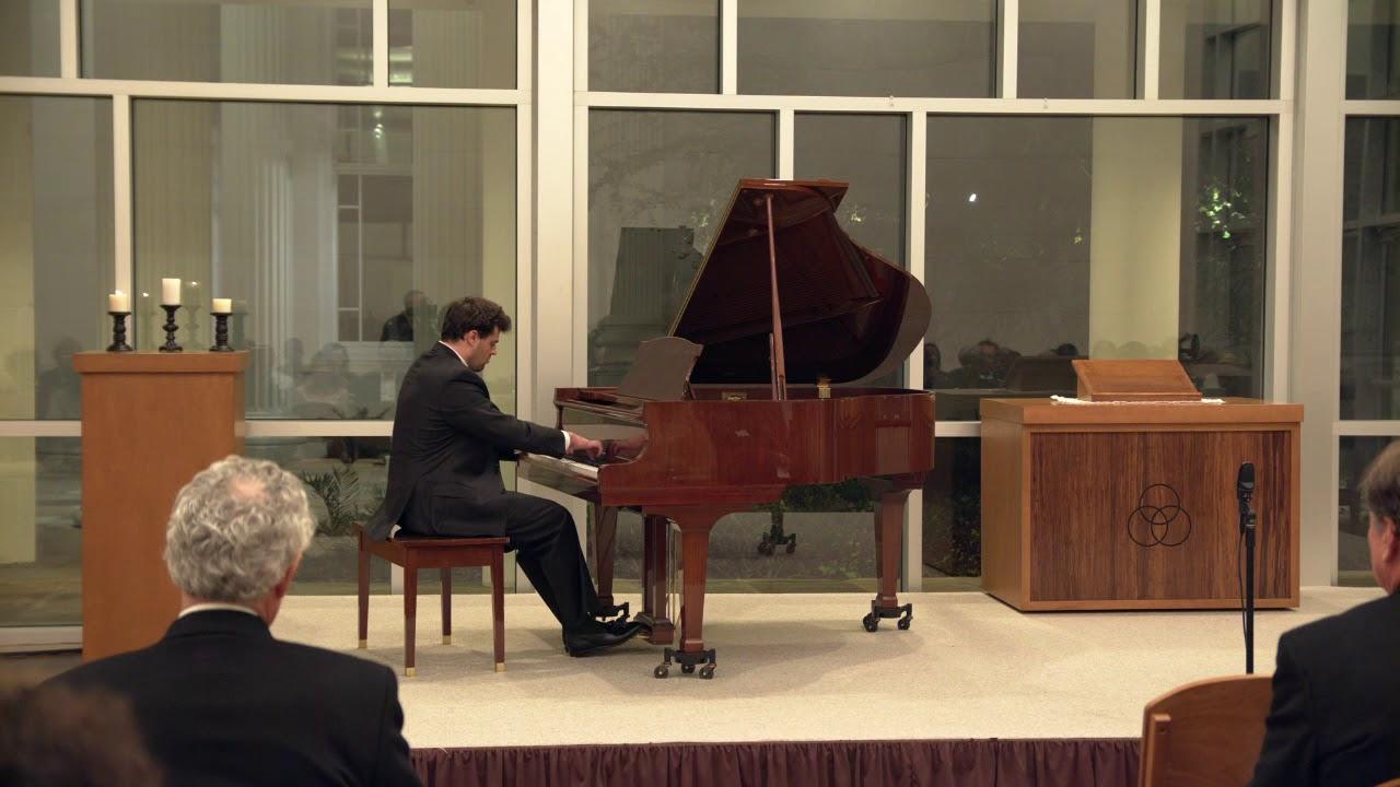 Alec Lerner (piano), Rigadoun by Maurice Ravel