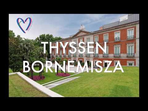 1º de Bachillerato visita el Museo Thyssen - Bornemisza