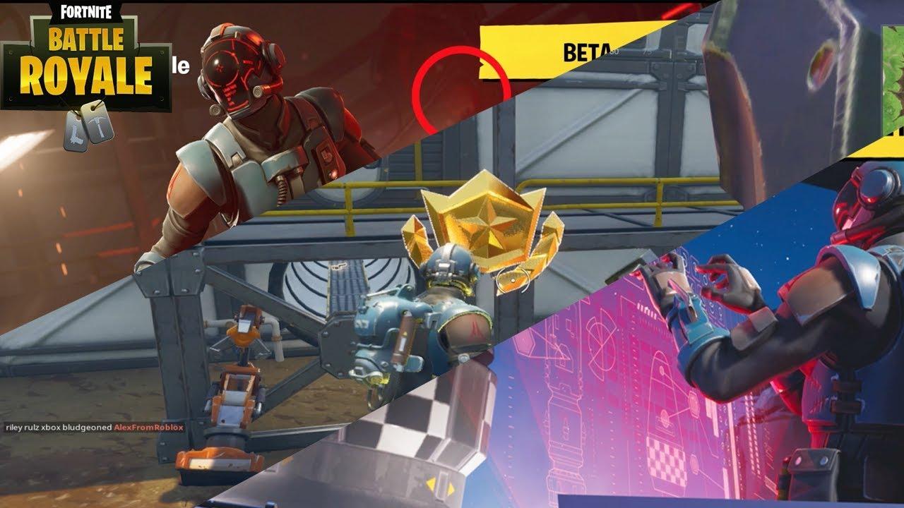 Week 7 Secret Battle Star Location And Secret Loading Screen 8