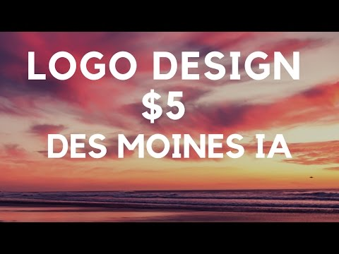 Logo Design Des Moines IA|Professional Business Logo |Corporate identity and Branding