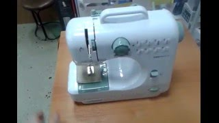 швейная машина, оверлок VES 505 обзор