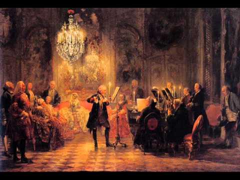 Friedrich der Große Sinfonie Nr  3 D Dur Il Rè pastore