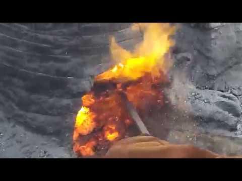 Iron Smelting with Lee Sauder