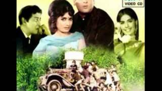 Main Gaoon Tum So Jao [Full Song] (HQ) With Lyrics - Brahmachari