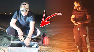 اخيرا حرقت الدمية المسكونة !! خالد النعيمي