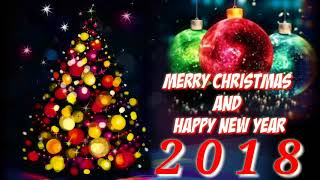 DJ MERRY CHRISTMAS AND HAPPY NEW YEAR 2018