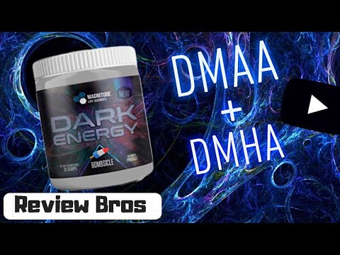 DARK ENERGY 'RESEARCH PRODUCT' - LET IT CONSUME YOU - The Review