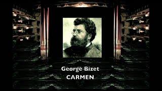 MARIA CALLAS Bizet CARMEN  Studio 1964 integrale