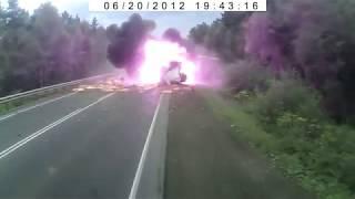 car crash compilation russia#394