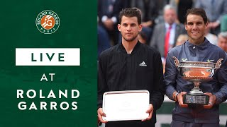 Live at Roland-Garros #17 Men's Singles Final - Daily Show | Roland-Garros 2019