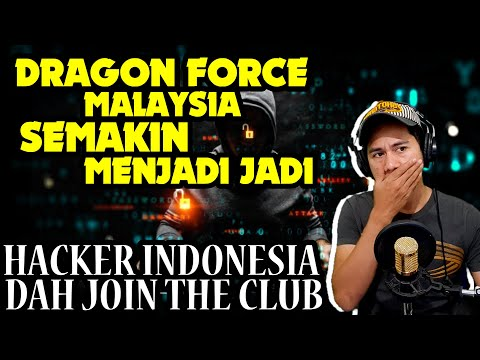 HACKER MALAYSIA SEMAKIN MENGGANAS ! HACKER INDONESIA DAH JOIN THE CLUB