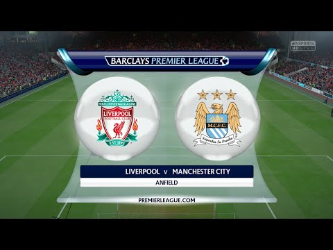 FIFA 16 - Liverpool vs. Manchester City @ Anfield