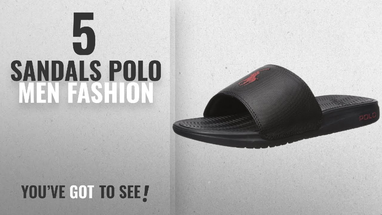 00d47ae795c6 Top 10 Sandals Polo  Men Fashion Winter 2018    Polo Ralph Lauren ...