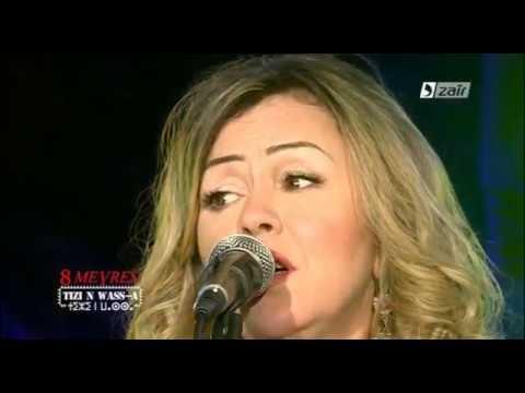 YASMINA EN DIRECT SUR DZAIR TV 2017