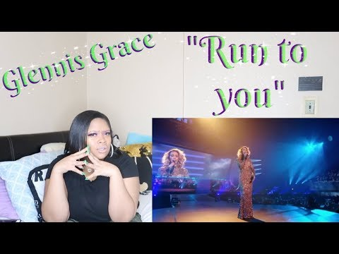 "Glennis Grace-""Run to you""{Ladies of Soul }Reaction*HOW😅*"
