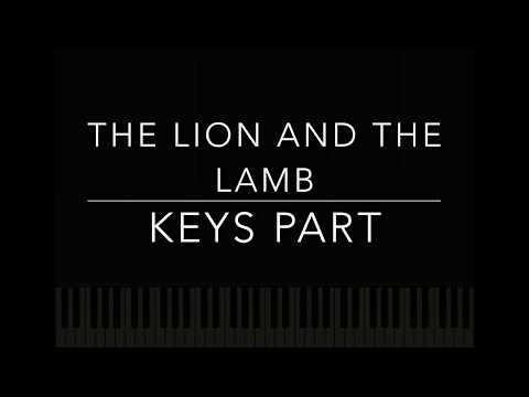 Bethel/Leeland - The Lion And The Lamb - FREE SHEET MUSIC - PIano/Keyboard instrumental tutorial
