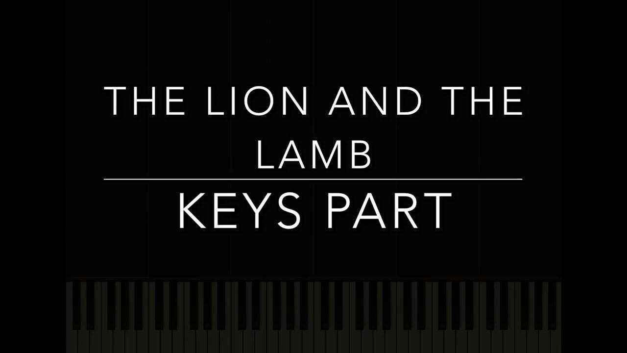 bethel leeland the lion and the lamb free sheet music piano