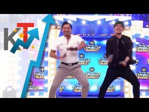 Jhong, Muling Nakasama Sa Dance Floor Ang Kanyang Ka-miyembro Sa Street Boys!