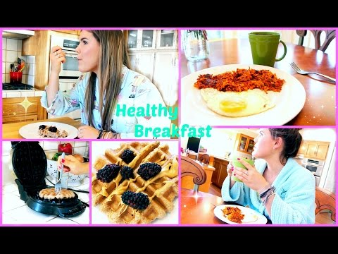 Fast & Filling Healthy Breakfast Ideas!