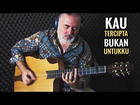 Kau Tercipta Bukan Untukku - Nella Kharisma - fingerstyle guitar cover - lagu dangdut koplo