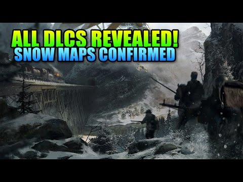 All Battlefield 1 DLC Revealed - Snow Maps Confirmed!