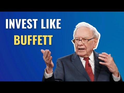 Warren Buffett's Best Investment Advice Ever