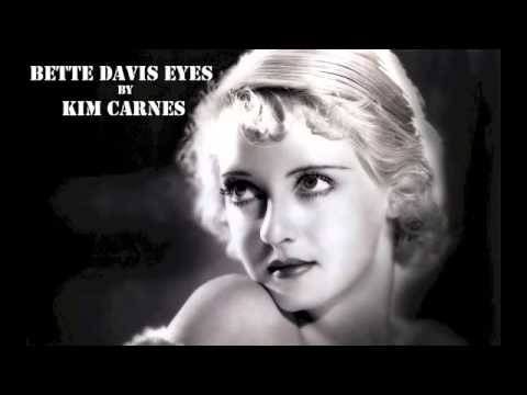 Bette Davis Eyes   Kim Carnes with lyrics 1981