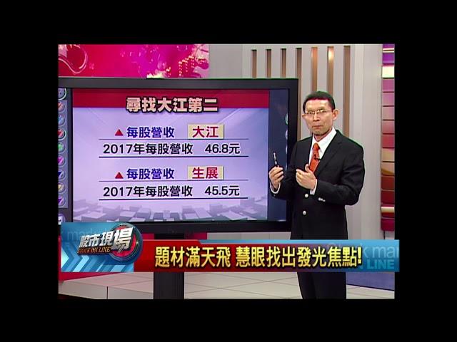 【股市現場-非凡商業台鄭明娟主持】20180419part.7(劉坤錫)
