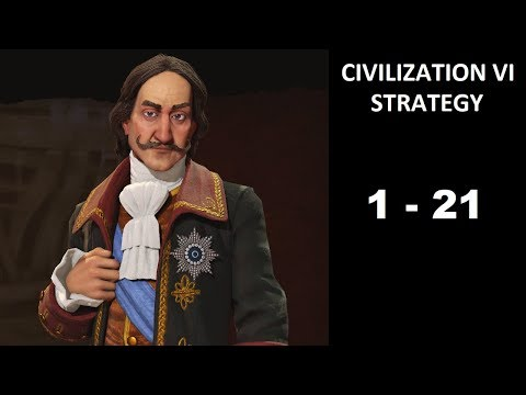 Civilization VI Strategy, Episode 1-21: Foreign Interference