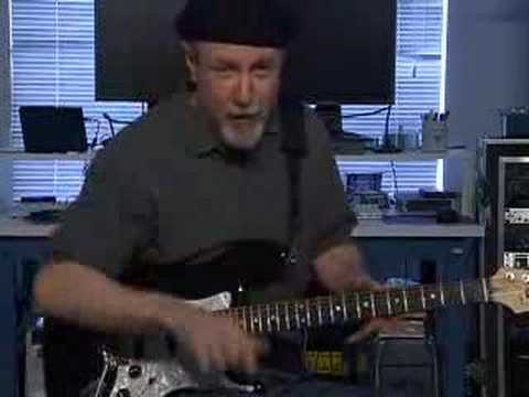 Guitar Lesson Guy - Psycho Killer