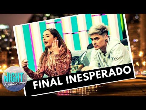 Lit Killah responde con freestyle en un programa de tv en vivo / Tu Night con Gabo Ramos
