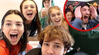 Best Celebrities in David Dobrik Vlogs (Kendall Jenner, Lil Pump, Miranda Cosgrove)