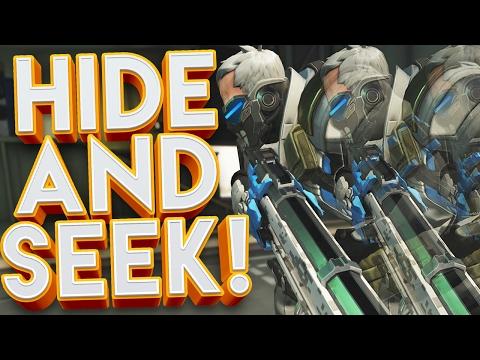 BRAND NEW SPEED HIDE & SEEK CUSTOM GAMEMODE! (NEW PATCH, 2X SPEED!?)