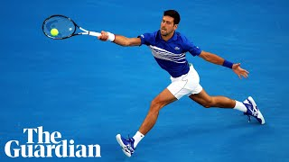 'I had to dig deep': Novak Djokovic on overcoming injury woes