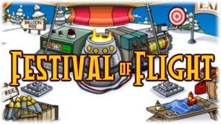 Club Penguin Rewritten: Festival of Flight