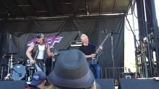 "TUFF- ""GOOD GUYS WEAR BLACK"" Cathouse Live Irvine Meadows Aug 15, 2015"