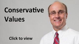 Joey McCutchen / Conservative Values