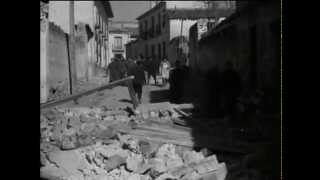 The Spanish Earth 1937 Orson Welles and Ernest Hemingway