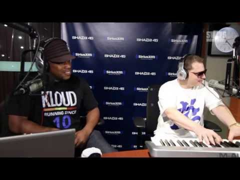 Scott Storch Gives A Rundown of His Production Hits Live on Sway in the Morning